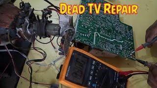 full dead crt tv repair Videos - 9tube tv