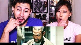 GHAJINI | Aamir Khan |  Action Scene Reaction w/ Cassie Lee Minick!