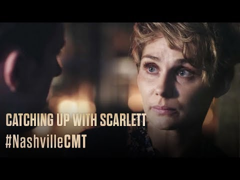 NASHVILLE ON CMT | Character Catch-Up: Scarlett O'Connor
