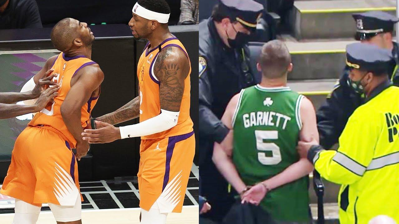 """NBA """"Strangest"""" Moments of 2021"""