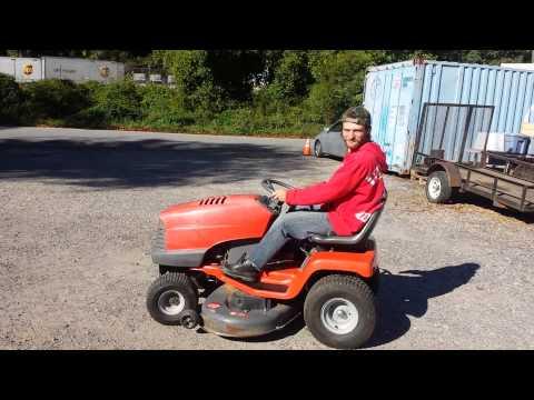 John Deere lawn mower for sale on #Craigslist