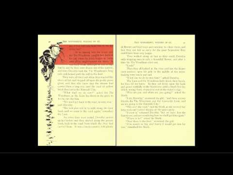 The Wonderful Wizard of Oz - L Frank Baum - Chapter 08