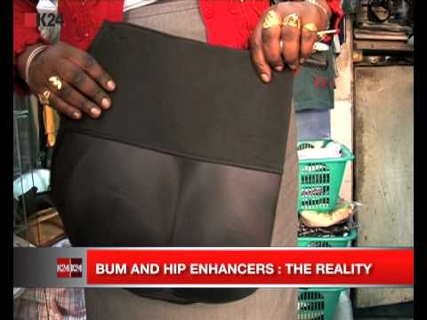Attention continues on bum and hip enhancers