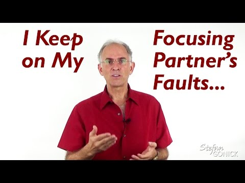 Why Do I Keep Focusing on the Faults of My Partner or Dates? EFT Love Talk Q&A Show