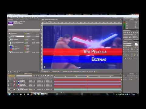 Crear un Menu de DVD con After Effects y Encore