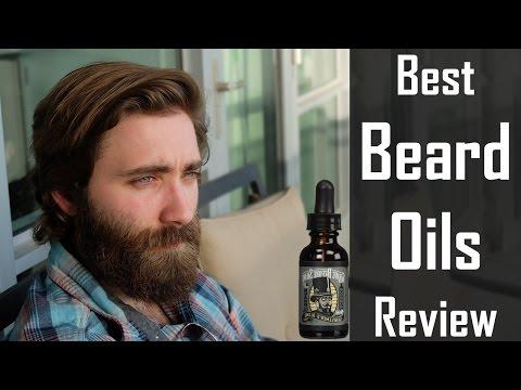 Best Beard Oils Review 2017