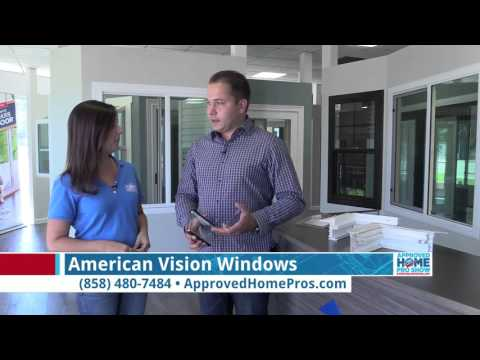 How to Choose the Right Window - American Vision Windows on The Approved Home Pro Show