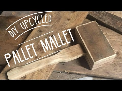 Diy Upcycled Pallet Mallet