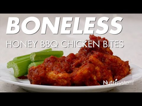 Boneless Honey BBQ Chicken Bites