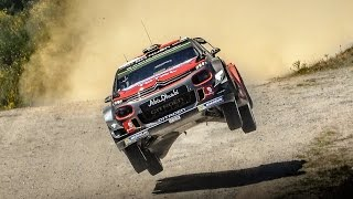 WRC Rally de Portugal (Jumps & Show) Full HD