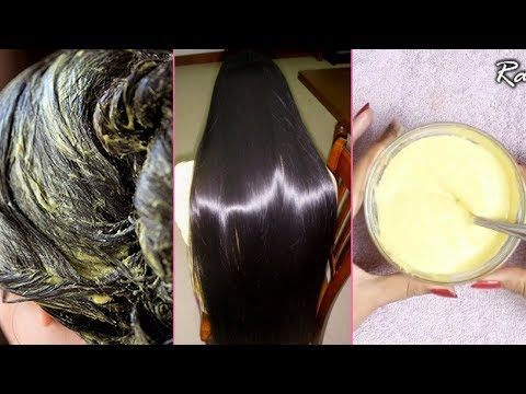 Indian Secret Overnight Hair Growth Mask For Double Hair Growth  For Thick Long Hair|RABIA SKIN CARE
