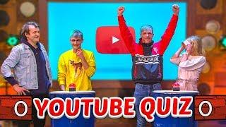 WIE WEET HET MEESTE VAN YOUTUBE?! Youtuber Quiz! #2382
