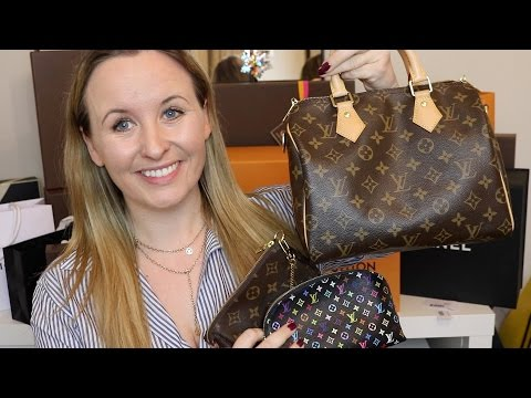 How to spot a fake and appreciate Louis Vuitton Canvas Bags