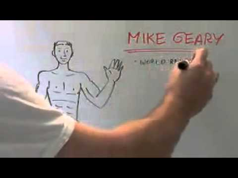 Free Video for men with Tips to Get a Flat Stomach