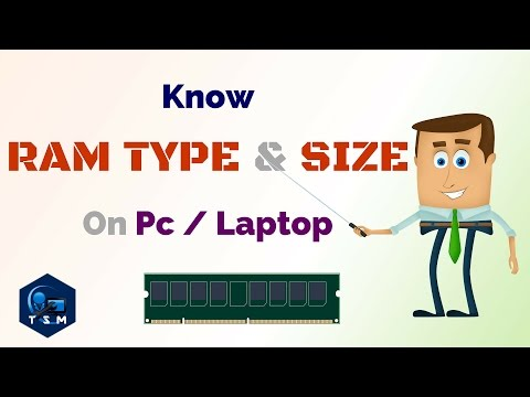 How to || Recognize Ram type and || Recognize Ram Size on || Windows 8 /8.1 or || Windows 10