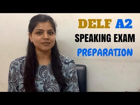DELF A2 French Speaking Exam Preparation - Production Orale - Simulation de l'oral DELF A2