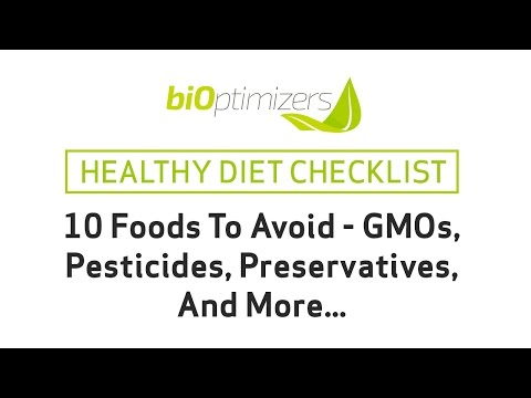 Healthy Diet Checklist: Top 10 Foods You Must Avoid To Stay Healthy