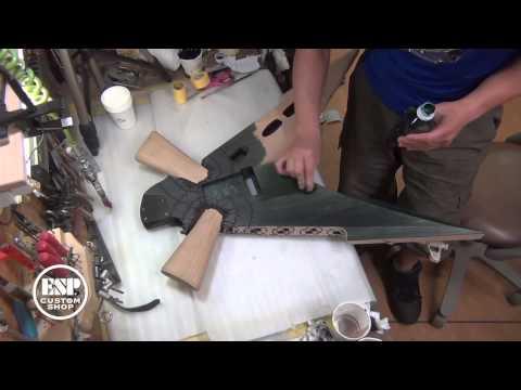 ESP Guitars: Making of