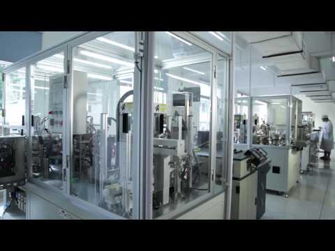 Stepper Motor  Production Line  -- PWTHK