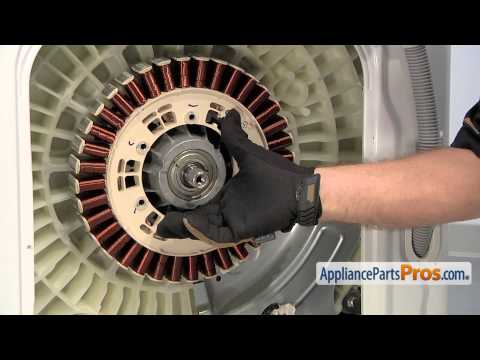 Washer Rear Tub Seal (part #DC62-00156A) - How To Replace
