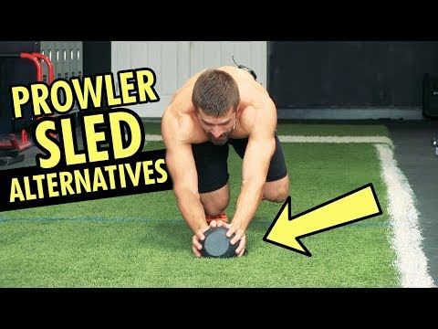 Prowler Sled Push Alternative - NO SLED, NO PROBLEM!