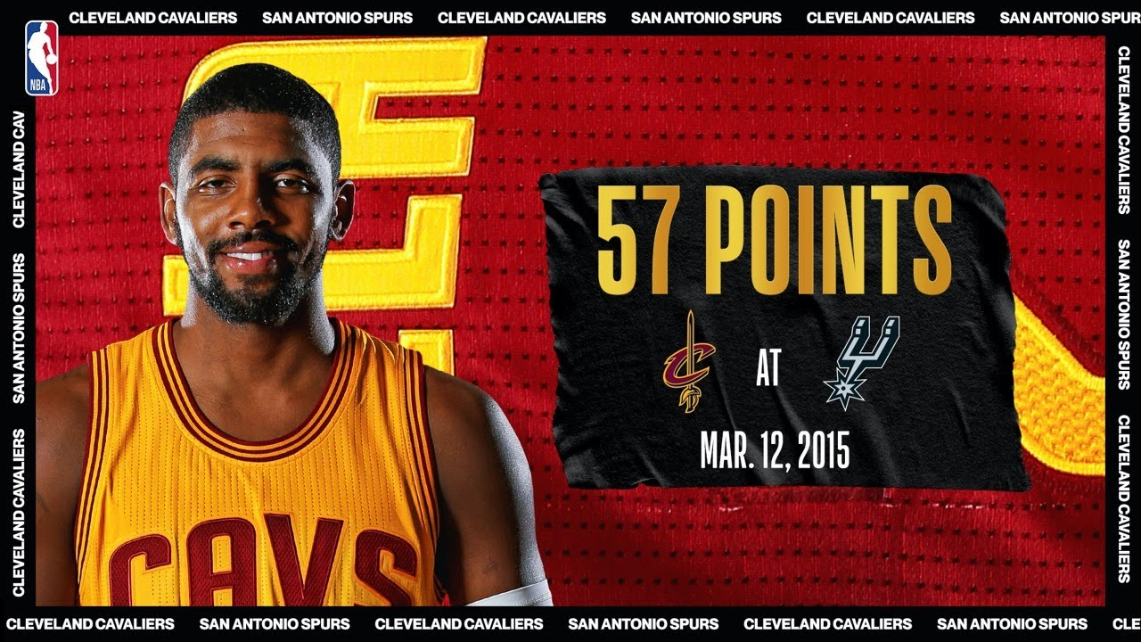 Kyrie Drops 57 PTS & Buzzer-Beater To Force OT In W   #NBATogetherLive Classic Game