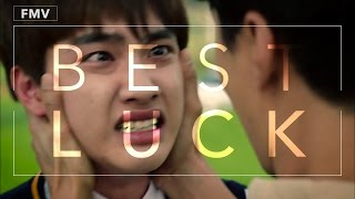 【IT'S OK,IT'S LOVE OST】CHEN「BEST LUCK」MV / EXO D.O.ver.