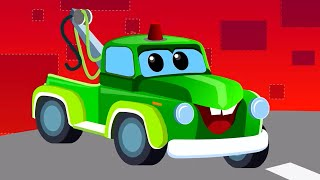 Meet The Cars | Cars Cartoon Videos | Car Song And Car Rhymes from Kids Tv Channel