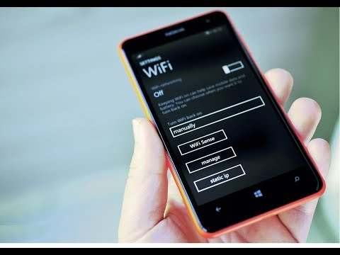 Enable Static IP windows 10 Mobile (NEW)