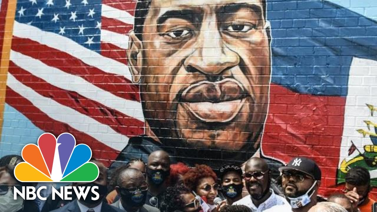 George Floyd Family, Attorney Hold Press Briefing In Minneapolis | NBC News