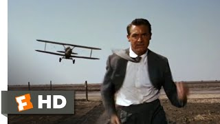 North by Northwest (1959) - The Crop Duster Scene (4/10)   Movieclips
