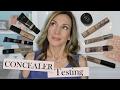 Testing Undereye Concealers for Mature Skin!