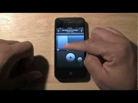 iPhone: Making Custom Ringtones & Text Tones | H2TechVideos