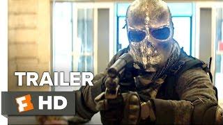 Marauders Official Trailer #1 (2016) - Bruce Willis, Dave Bautista Movie HD