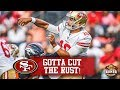 Live 49ers Jimmy Garoppolo Under Pressure To Recover Form In 3 Weeks