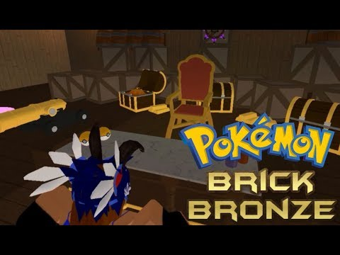 DON'T MESS WITH THIS GYM LEADER | Pokemon Brick Bronze #18 (FINALE)