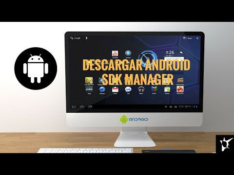 Descargar Android SDK Manager