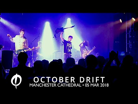 OCTOBER DRIFT-The Past [LIVE]
