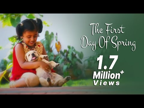 The First Day Of Spring - New Short Film 2015
