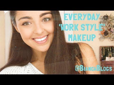 Everyday No Makeup Makeup Tutorial | Bianca Blogs