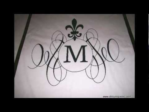 Chic Unique Inc. Custom Personalized Aisle Runners