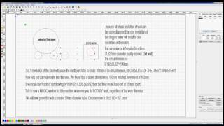 laser cutter software rdworks v8 tutorial 16 How to Cut from