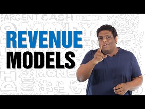 Revenue Models for Startups