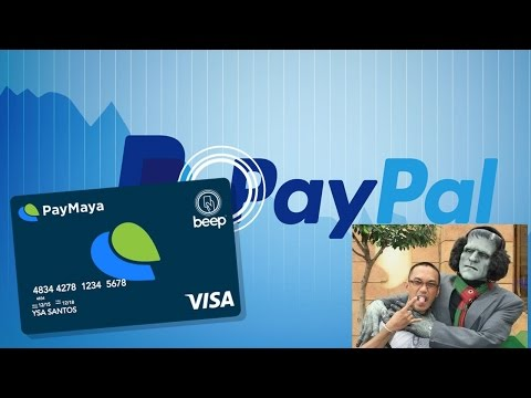 How to Withdraw to PayMaya (Visa) from PayPal - 2017