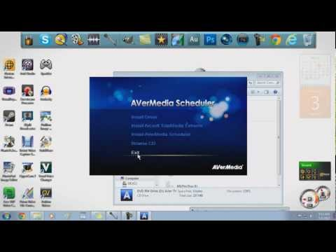 AVerMedia TotalMedia Extreme 2 Black Screen Problem