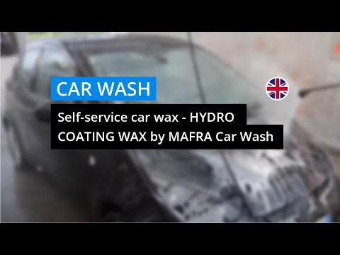 Self-service car wax  - Hydro Coating Wax