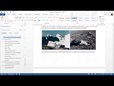 Simplify Word Document Formatting with Styles