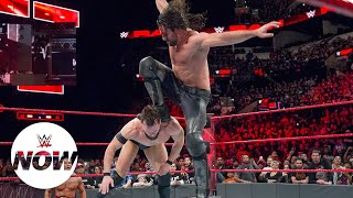 Seth Rollins brings back notorious finisher: WWE Now