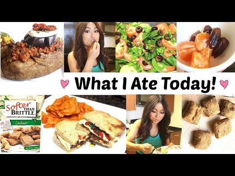 What I Eat In A Day/ Gluten +Dairy Free with Rosie! EP 8