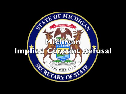 Implied Consent refusal Michigan - Refusing a chemical test - Plymouth DUI Lawyer